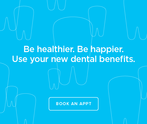 Be Heathier, Be Happier. Use your new dental benefits. - La Habra Modern Dentistry and Orthodontics